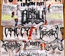Move Your Fucking Brain Extreme Fest – DOMINIUM – DEBLER