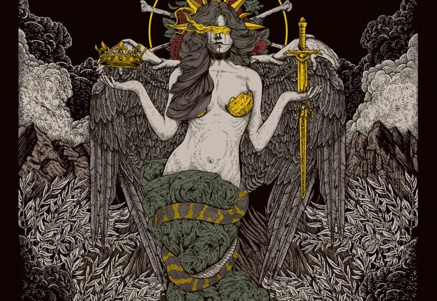 NIGHTRAGE (GRC) – The venomous, 2017