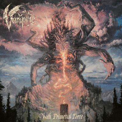 VAMPIRE (SWE) – With primeval force, 2017