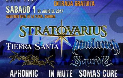 THE NAME – SISTERS OF SUFFOCATION (NDL) – Z! Live Rock Fest