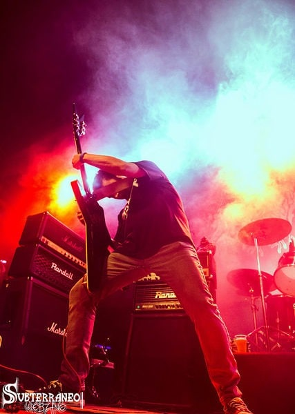 BARBARIAN SWORDS + ONIROPHAGUS + TORT – BARCELONA – 16/06/17
