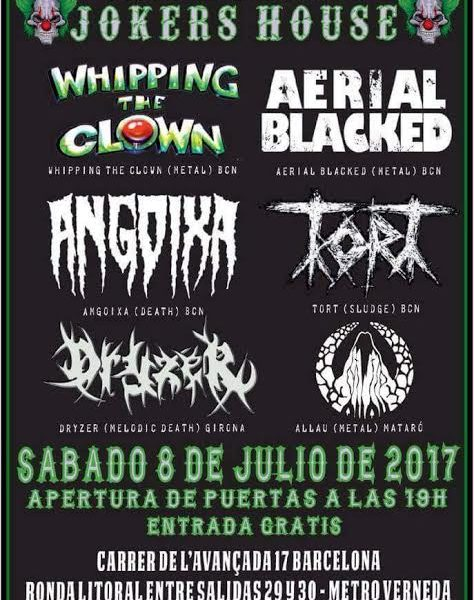 I Joker house festival – HERE COMES THE KRAKEN (MEX) – SEMILLA ANIMAL