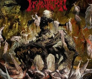INCANTATION (USA) – DESCEND INTO DESPAIR (ROU) – THE SUMMONED (USA)
