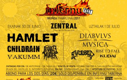 Infernu Fest – II Extreme Demolition Night – SOLFERNUS (CZE)