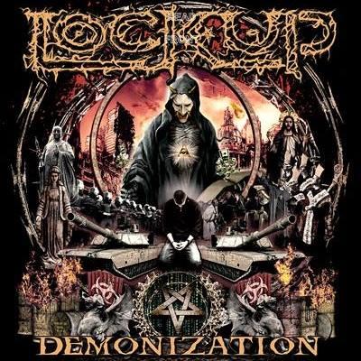 LOCK UP (GBR) – Demonization, 2017