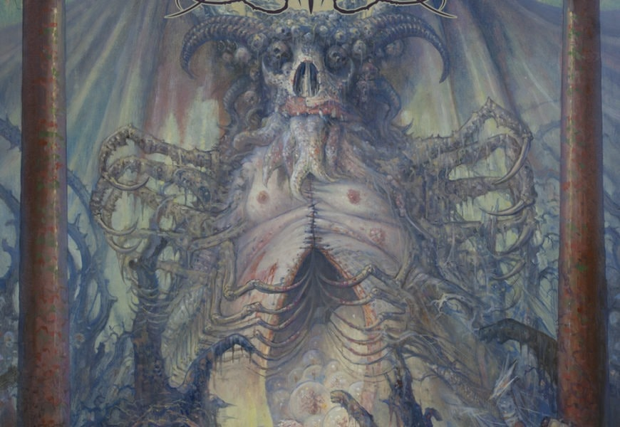 THE SARCOPHAGUS (TUR) – Beyond this world's illusion, 2017