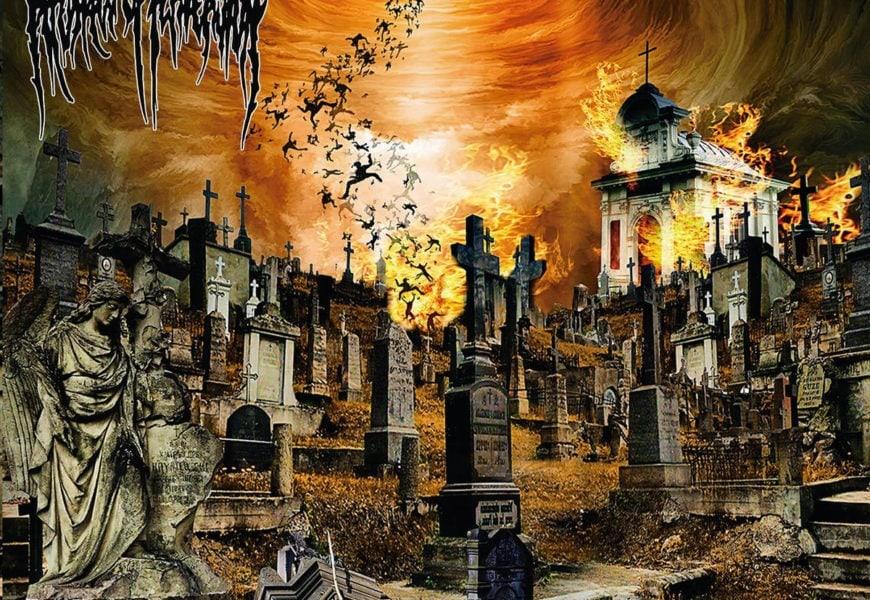 APOSTLES OF PERVERSION – Revenge beyond the grave, 2016