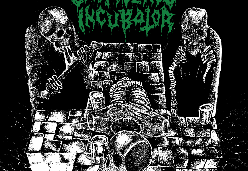 CADAVERIC INCUBATOR (FIN) – TEMPLE OF VOID (USA) – NEMECIC (FIN)