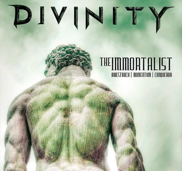 DIVINITY (CAN) – SUSPERIA (NOR) – ORIGIN (USA)