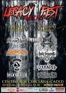 Legacy Metal Fest II
