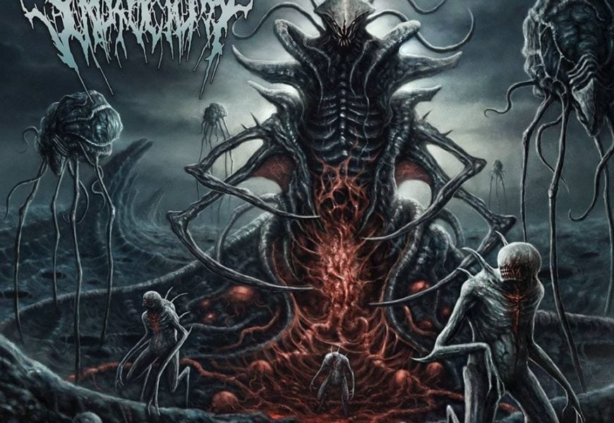 SCROTOCTOMY (MEX) – Born to eviscerate, 2017
