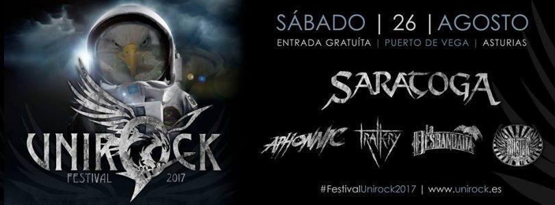 FESTIVAL UNIROCK 2017