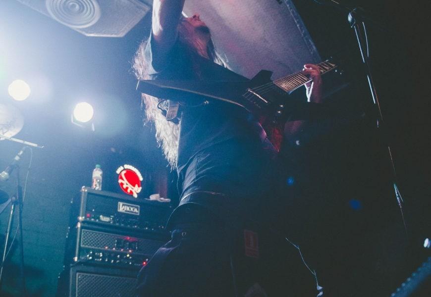 Nit de death metal – Barcelona – 29/07/17