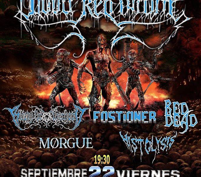 VITA IMANA – Zombie Jaialdia – Rock'n'Rama Underground Open Air Festival