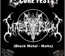 ExtremeCore Fest – REKOMA (FIN) – ACT OF DEFIANCE (USA)