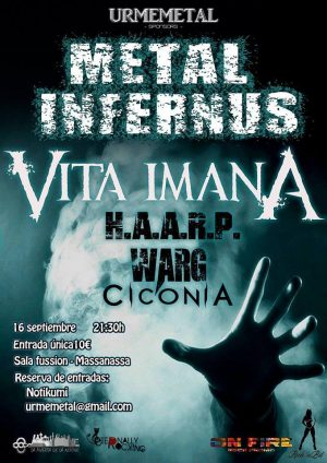 VITA IMANA + CICONIA + IMPRUDENT KILLER