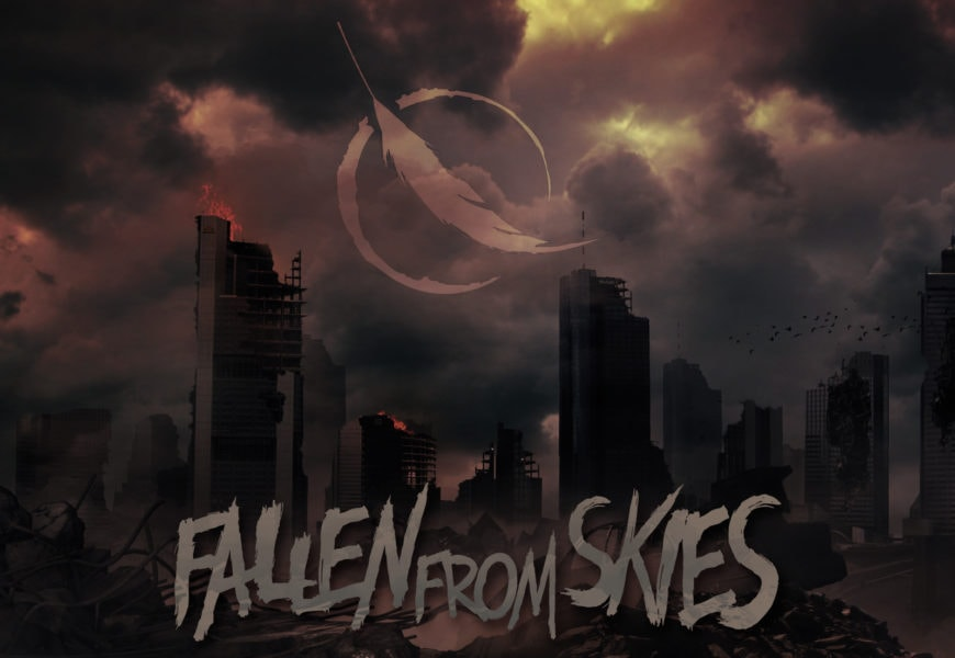 FALLEN FROM SKIES (URY) – Responsibles, 2017