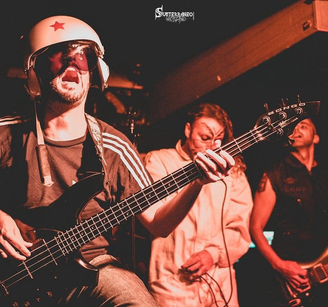 ARISE + STONEHEADS – Madrid 02/09/2017