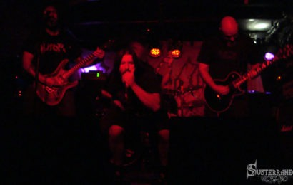 BLOOD RED THRONE + TROMORT + ETERNAL STORM – Madrid, 19/09/2017