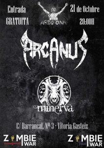 ARCANUS + MINERVA