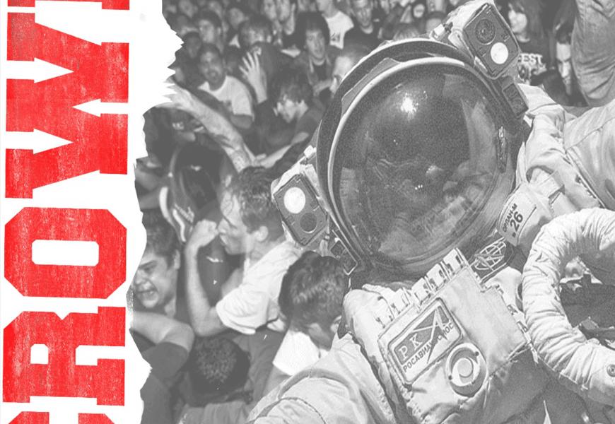CROWD – Cosmic revolution, 2016