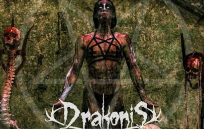 DRAKONIS (GBR) – The great miasma, 2017