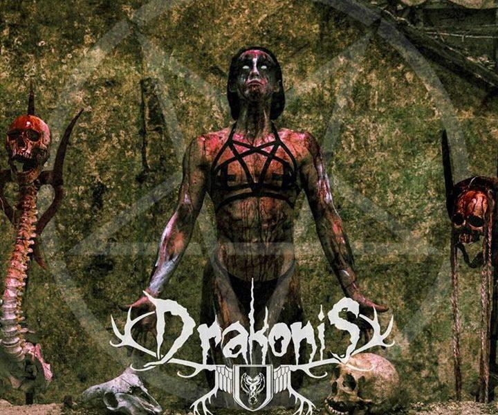 DRAKONIS (GBR) – The great miasma, 2017