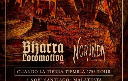 Se acerca la gira española de MOONSPELL (PRT)