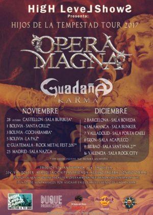 OPERA MAGNA + GUADAÑA (VALLADOLID)