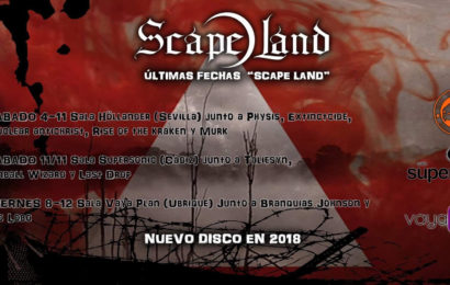 SCAPE LAND – SERENITY (AUT) – THE MODERN AGE SLAVERY (ITA)