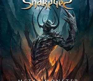 SNAKEYES – Metal monster, 2017