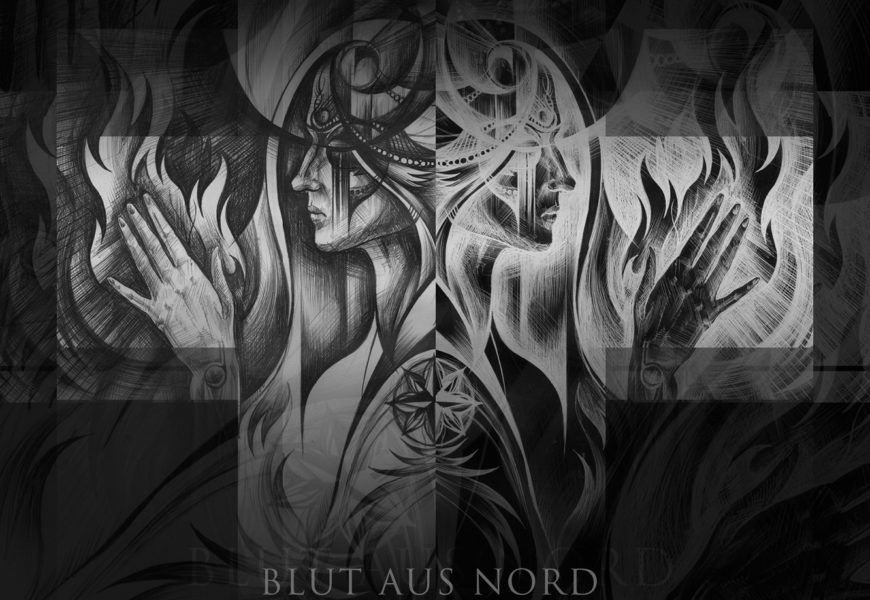 BLUT AUS NORD (FRA) – Deus salutis meae, 2017
