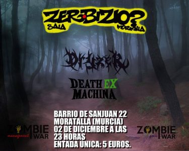 DRYZER + DEATH EX MACHINA