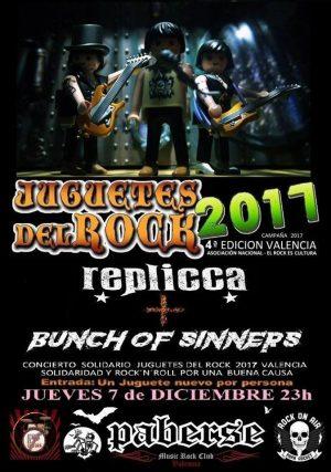 JUGUETES DEL ROCK IV EDICIÓN