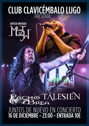 TÁLESIEN + PACHO BREA + LOST MINNOW