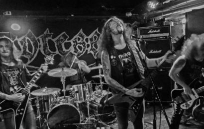 PROCESSION + EPITAPH – Barcelona 26/11/17