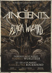 ANCIIENTS + BLACK WIZARD