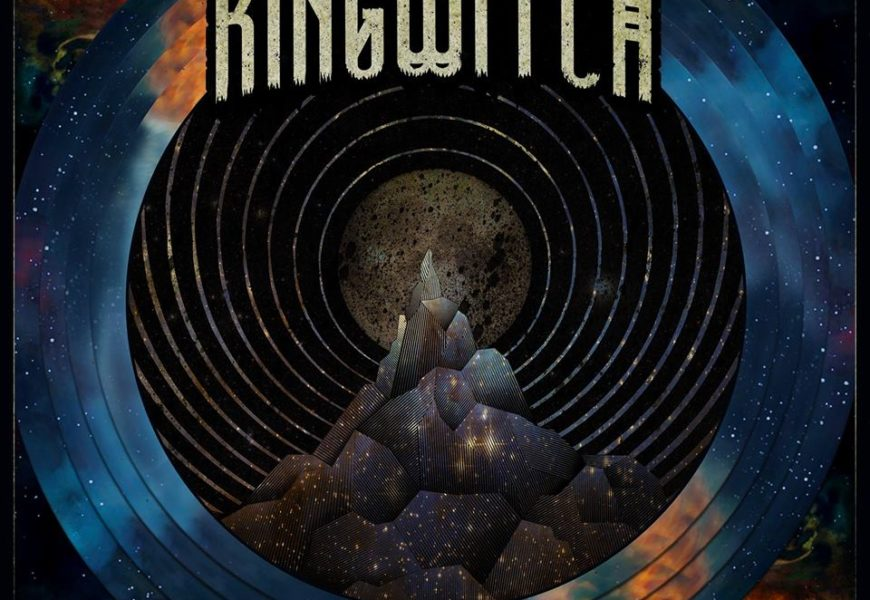 KING WITCH (GBR) – Under the mountain, 2018