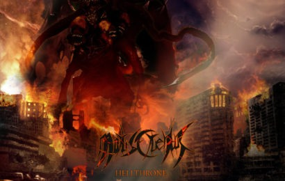 MORTIS CRUENTUS – Hellthrone, 2017