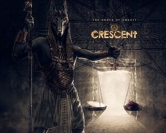 CRESCENT (EGY) – The order of Amenti, 2018
