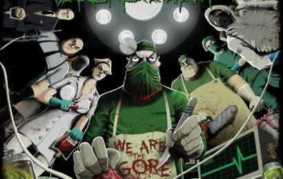 HAEMORRHAGE – We are the gore, 2017