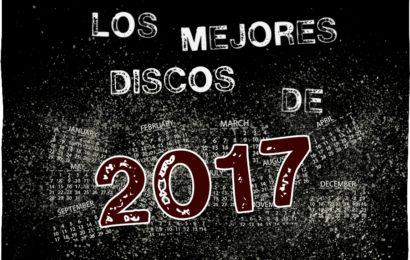 Los mejores discos de 2017