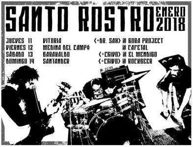 SANTO ROSTRO + CHIVO