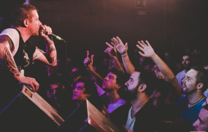 COMEBACK KID (CAN) + NASTY (BEL) + BROTHERS TILL WE DIE – Madrid, 01/02/2018