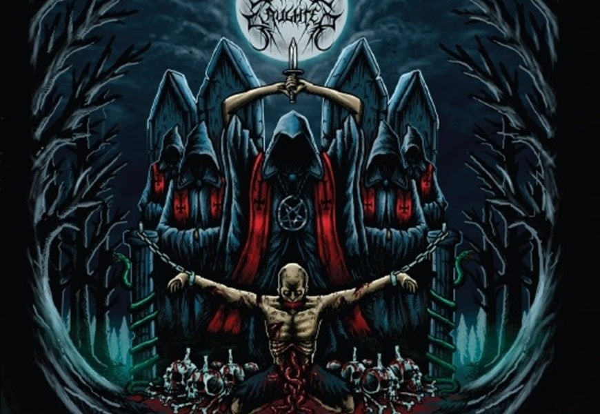 BRUTAL SLAUGHTER – Invoking the impure, 2017