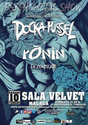 DOCKA PUSSEL + rŌnin