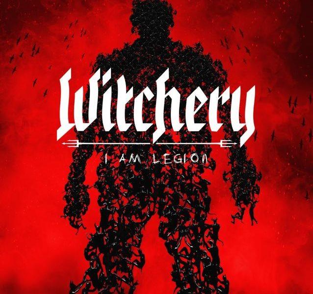 WITCHERY (SWE) – I am Legion, 2017