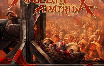 ANGELUS APATRIDA – Cabaret de la guillotine, 2018