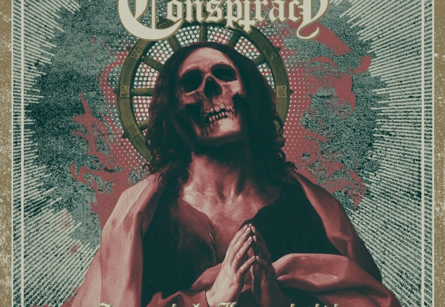 THE CONSPIRACY – Spanish inquisition, 2018