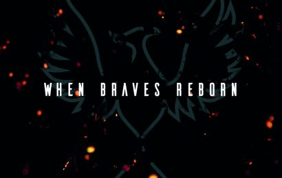 WHEN BRAVES REBORN – Above us, 2017